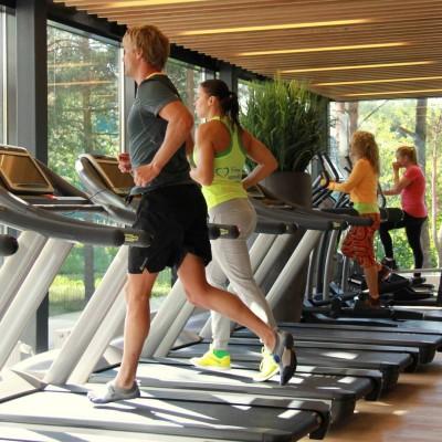 Spordiklubi Tallinnas I Viimsi SPA hotell