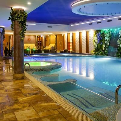 Spa & Sauna Centre in Tallinn Viimsi SPA Hotel, Estonia