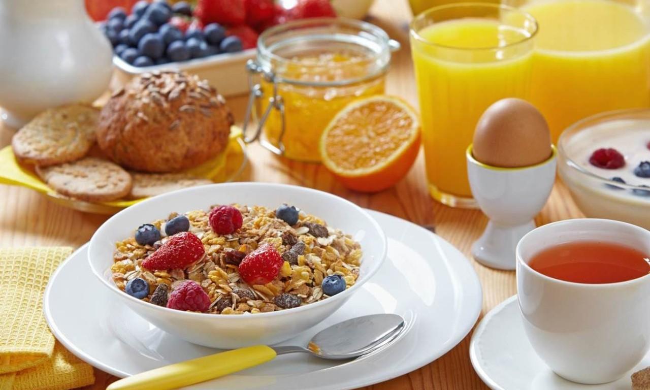 Viimsi SPA restoran hommikusöök